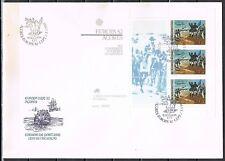 Azoren blok 3 Europa CEPT 1982 Azoren FDC cat waarde € 15