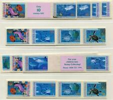 40380) AUSTRALIA 1995 MNH** Underwater world 28v s-a. all different
