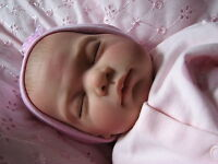 Ceri's Cradle - Stunning Newborn Reborn Baby Doll - Child Friendly - CE Tested