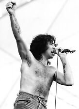 Bon Scott - AC/DC - Awesome Promo Live Photo 1978 - Highway To Hell High Voltage
