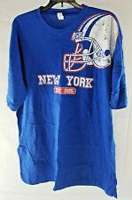 New York Giants helmet t-shirt 2xl xxl NWOT
