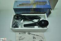 Dynamisches Mikrofon AKG D80 nierenförmige Richtcharakteristik Sprache + Musik