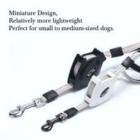 Retractable Dog Walk Lead Extending Leash Tape For Small Medium Dogs Cats Pet