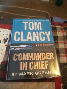 Commander in chief Tom Clancy Hardcover