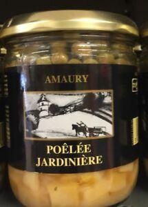 lot revendeur De 7 Bocaux De Poêlée Jardinière Amaury Extra DLC Longue