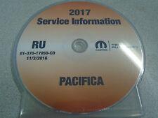 2017 CHRYSLER PACIFICA Workshop Service INFORMATION Shop Repair Manual CD NEW