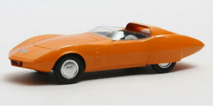 1:43 Matrix 1968 Chevrolet Astrovette Concept orange MX50302062