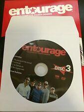 Entourage – Season 4, Disc 3 REPLACEMENT DISC (not full season)