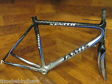 JAMIS XENITH COMP HIGH MODULUS HI-MOD FULL CARBON ROAD BIKE FRAME SET 58 CM