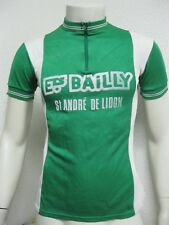 Ancien MAILLOT Ets BAILLY ST ANDRÉ DE LIDON Cyclisme Cycling Team Jersey Maglia