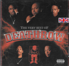 The Very Best Of Deathrow - NUOVO SOUND TRACCIA CD