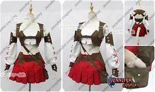 Final Fantasy XIV Miqo'te Cosplay Costume FF14 Miqote