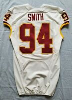 #94 Preston Smith of Washington Redskins NFL Locker Room Game Issued Jersey