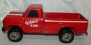 "Older TONKA ""KLAHN'S KAN"" DANISH MANUFACTURE CO. PRIVATE LABEL Toy Pick Up Truck"