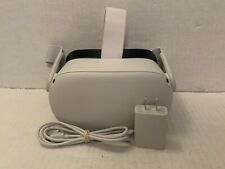 Oculus Quest 2 64GB VR Headset + Charger ONLY - White Tested Used Reset