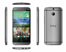 HTC One M8 - 32GB - Gunmetal Gray (Unlocked) Smartphone