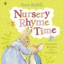 Peter Rabbit Nursery Rhyme Time Pr Baby Books Potter Beatrix 0723266980