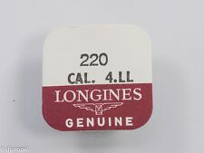 Longines Genuine Material Part #220 4th Wheel for Longines Cal. 4LL