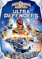Power Rangers Megaforce V4: Ultra Defend  DVD NEW