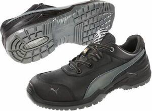 Puma Safety Shoes Men's 644230 Argon RX Low S3 ESD SRC Fibreglass Cap--12US
