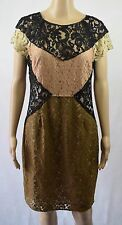 Bnwt Hoss Guipure Lace Dress - UK 14 - RRP £253 (R105)