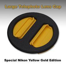 Custom Gold Edition Lens Cap for Nikon NIKKOR AF-S 400mm f/2.8 - All Versions