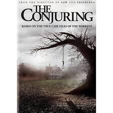 The Conjuring DVD 2013 Vera Farmiga