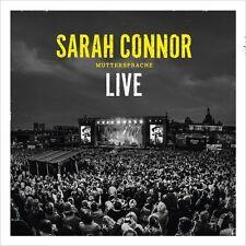 Sarah connoe-langue maternelle en direct -- 2 CD NEUF & OVP