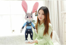 1PCS Zootopia/Zootropolis Cute Rabbit Judy Hopps Big Plush Toys Doll Gift 60CM