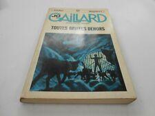 JO GAILLARD NUMERO 40 : TOUTE GRIFFE DEHORS EDIT MARABOUT POCKET