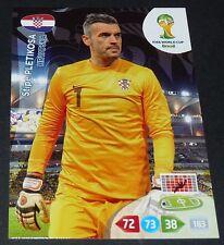 PLETIKOSA HRVATSKA CROATIE FOOTBALL CARD PANINI FIFA WORLD CUP BRASIL 2014