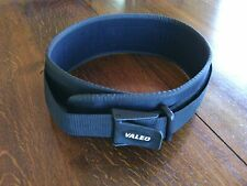 "Valeo Competition Classic 4-Inch Lifting Belt Size Large 34""- 39"" Cam Buckle VCL"