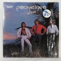 EMERSON, LAKE & PALMER – Love Beach > 1978 1st US  SIS LP > NM