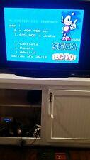 Sega TecToy SONIC STORE DEMO PROTOTYPE Brazil Super Compact III MASTER SYSTEM