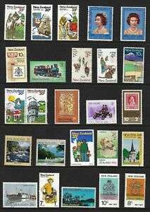 Nice Selection of Stamps from New Zealand ..........11R......# 216