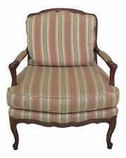 30534AEC: BAKER French Louis XV Style Open Arm Chair
