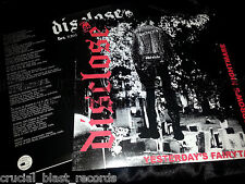 DISCLOSE Yesterday's Fairytale, Tomorrow LP berserk Japanese noise punk Confuse