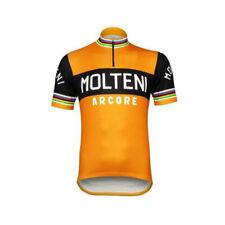 Retro Molteni Acore Cycling Jersey cycling Short Sleeve jerseys