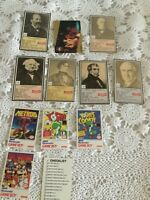 Trading Cards Mixed Lot of 11 Mario Yoshi Little Debbie Nintendo