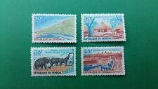 SENEGAL Tourisme 1970 neuf MNH 326 a 329