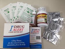 1st Drug Alert 4 Days Detox Kit with 1 bonus test kit