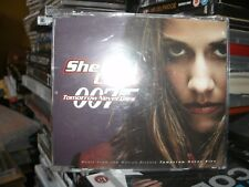 007,TOMORROW NEVER DIES,SHERYL CROW,CD SINGLE,PLUS TWINE PROMOTIONAL CD/INSERT