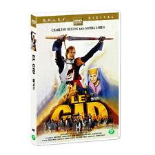 El Cid (1961) DVD - Charlton Heston