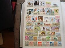 ASIE - 47 stamps canceled (all state) stamp