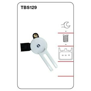Tridon Brake Light switch TBS129 fits Holden Colorado 7 2.8 TD (RG), 2.8 TD 4...