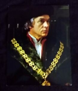 """A Man For All Seasons 1966 Color 11"""" x 14"""" Glossy Still - Paul Scofield"""