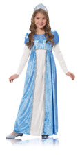 Fairytale Princess In Blue Girls Costume Culture by Franco Medium (8-10)