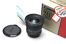 Canon FD 20 mm f2.8 comme neuf/like new