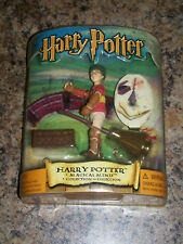 HARRY POTTER Magical Minis Collection 47417 Quidditch Broom figure stamp ink pad