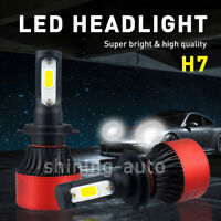 All in one 16000lm H7 LED Low Beam Headlight kit HID White car Bulb High power